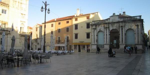 Appartementen Zadar